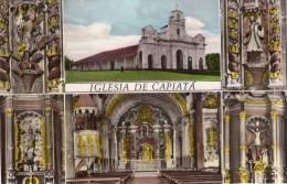 PARAGUAY ,  Iglesia De Capiata' * - Paraguay