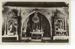 A Identifier Eglise Choeur Autel Kirche Altar - Cartes Postales