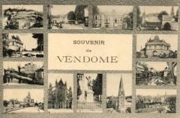 - Souvenir De VENDOME - Multivues   -4040- - Vendome
