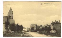 "Postkaart / Carte Postale ""Libramont - Place Communale"" - Libramont-Chevigny"