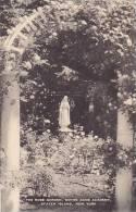 New York Staten Island The Sunken Garden Notre Dame Academy Artv