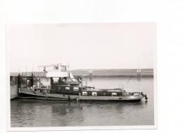 Sleper-duwboot  MAR MAR 1981 Opgelet Echte Foto Geen Kaart Afm. 15 Op 10 - Handel