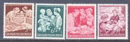 Germany B 253-6  *  MEDICINE  NURSE - Unused Stamps