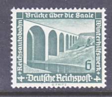 Germany B 96  *  BRIDGE - Unused Stamps