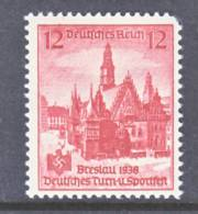 Germany  488  * - Unused Stamps