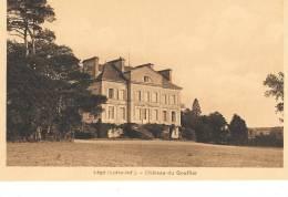 LEGE .- Château Du Gouffier .47 - Legé