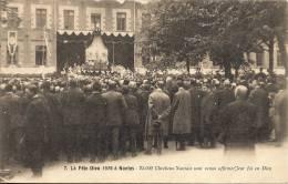 La Fête Dieu 1926 à NANTES  - 25000 Chrétiens Nantais Sont Venus Affirmer Leur Foi En Dieu - Nantes