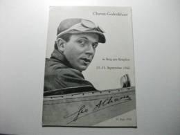 Chavez Gedenkfeier In Brig Am Simplon 1960 - Personalità Sportive