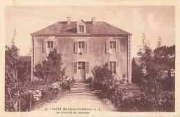 44 Saint Malo De Guersac La Cure Et Les Jardins - Non Classés