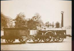 """ Le Belge "" --- 1835 - Eisenbahnen"