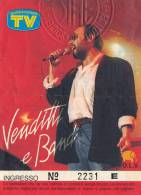 PALERMO VENDITTI & BAND - Biglietti Per Concerti
