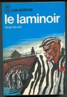 No PAYPAL !! : Serge Miller Le Laminoir , Collection J´AI LU  BLEU Guerre Leur Aventure A 154 En TTBE++ 1969 - Geschichte