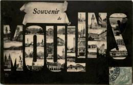 Souvenir De Moulins, MTIL - Moulins