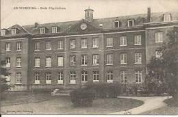 27/ EURE...LE NEUBOURG: Ecole D'Agriculture... CACHET MILITAIRE 119e Régiment D'Infanterie - Le Neubourg