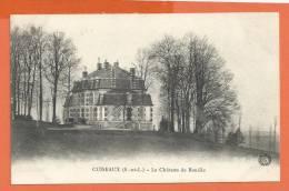 W099, Cuiseaux, Le Château De Reuille, Non Circulée - France