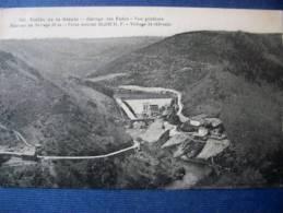 VALLEE DE LA SIOULE - Barrage Des Fades- Vue Générale - Autres Communes