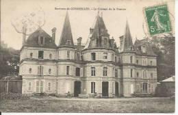 27/ EURE...Environs De Cormeilles. Le Château De La Pomme - Frankreich