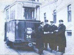 BEOGRAD GSP, TRAM ,reproduction Photo, Old Postcard - Strassenbahnen