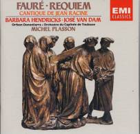 Hendricks - Van Dam - Plasson - Fauré Requiem - Cantique De Jean Racine - Klassik