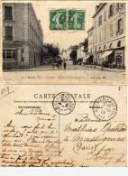 BELLEY - La Poste - Bd Des Capucines     (54803) - Autres Communes