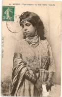Algérie, La Belle Aîcha (prostituée) TB Plan Ref 823 - Algérie