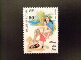 WALLIS ET FUTUNA WALLIS Y FUTUNA 1996 MERES DES ILES Yvert & Tellier Nº 485 ** MNH - Wallis Y Futuna