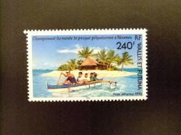 WALLIS ET FUTUNA WALLIS Y FUTUNA 1996 DEPORTE  CAMPEONATO DEL MUNDO DE PIROGUE Yvert & Tellier Nº PA 191 ** - Wallis Y Futuna