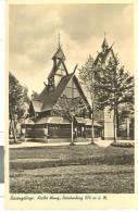 GER256 - Riesengebirge - Kirche Wang Brückenberg - Schlesien
