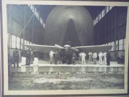 ZEPPELIN Et AVION - Aviation
