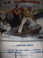 AFFICHE  Cinéma ,le Léopard - Posters