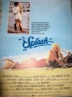 AFFICHE  Cinéma ,SPLACH - Affiches & Posters
