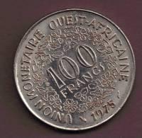 AFRIQUE DE L´OUEST WEST AFRICAN STATES 100 FRANCS 1975 - Otros – Africa