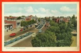 CPSM Postcard BAGHDAD Bagdad Iraq Irak - Saadoun Road - Iraq