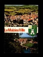 48 - LE MALZIEU - Station Estivale - - France