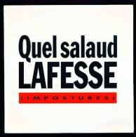Jean-Yves LAFESSE : Nicolas Hulot - SP WEA Promo PRO 349 - Dischi In Vinile