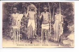 RUANDA  --  MISSIONS DES PERES BLACS  --  Chasseurs - Rwanda