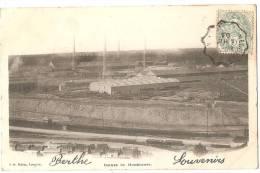 Dépt 54 - HOMÉCOURT - Usines De Homécourt - Homecourt
