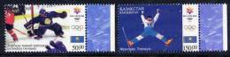 KAZAKHSTAN 2002 Winter Olympics  MNH / ** - Kazakhstan