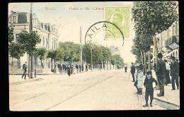 ROUMANIE BRAILA / Posta Si Str. Calara / - Romania