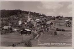 Cartolina SAN GENESIO(ultima Stazione Della Nuova Funivia Bolzano-S.Genesio) 1937 - Bolzano (Bozen)