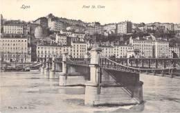 69 LYON PONT SAINT CLAIR - Lyon