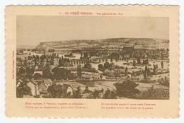27 - Vernon     Vue Générale En 1845 - Vernon