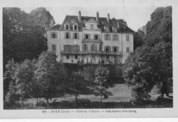 DOLE     Chateau D'azans - Dole