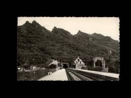 08 - MONTHERME - La Gare Et Les Quatre Fils Aymon - 5 - Tunnel - Montherme