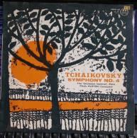 33 T 081 Tchaikovsky - Symphony N° 4 - Orchestre National, Paris - Classique