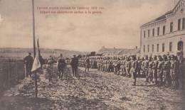 SERBIE/MILITAIRES/DEPART Des Réservistes Serbes à La Guerre/ Réf:C1193 - Serbie