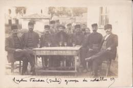 SERBIE/ Carte Photo/Groupe De Notables/ Réf:C1194 - Serbie