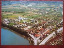 Stein (AG) - Flugaufnahme - AG Argovie