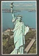 CP1313 //  1 Carte Postale New York Statue Liberty Liberté Etats Unis - New York City