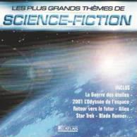 LES PLUS GRANDS THEMES DE SCIENCE-FICTION - CD - EDITIONS ATLAS - Filmmusik